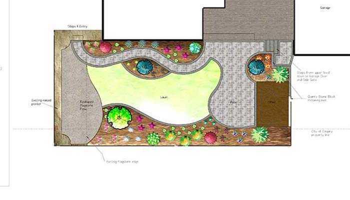 Nanaimo BC landscaping design services